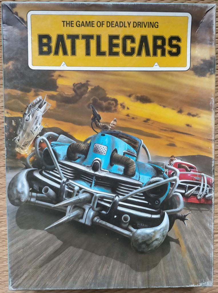 battlecars+battlebikes