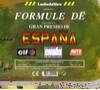 Formule Dé Circuit № 8: GRAN PREMIO DE ESPAÑA – Circuit de Catalunya