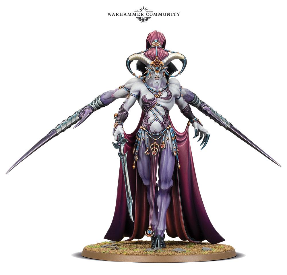 Warhammer 40 000 - Keeper of secrets
