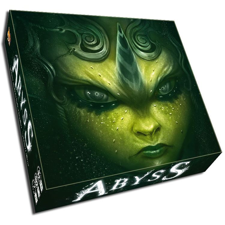 Abyss - Boîte verte