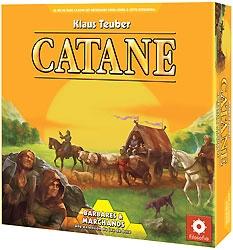 Catane / Les Colons De Catane : Barbares & Marchands
