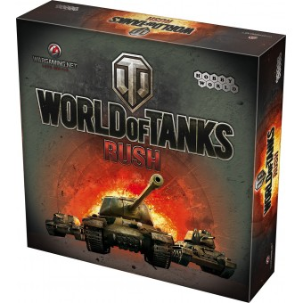 World of Tanks- Rush
