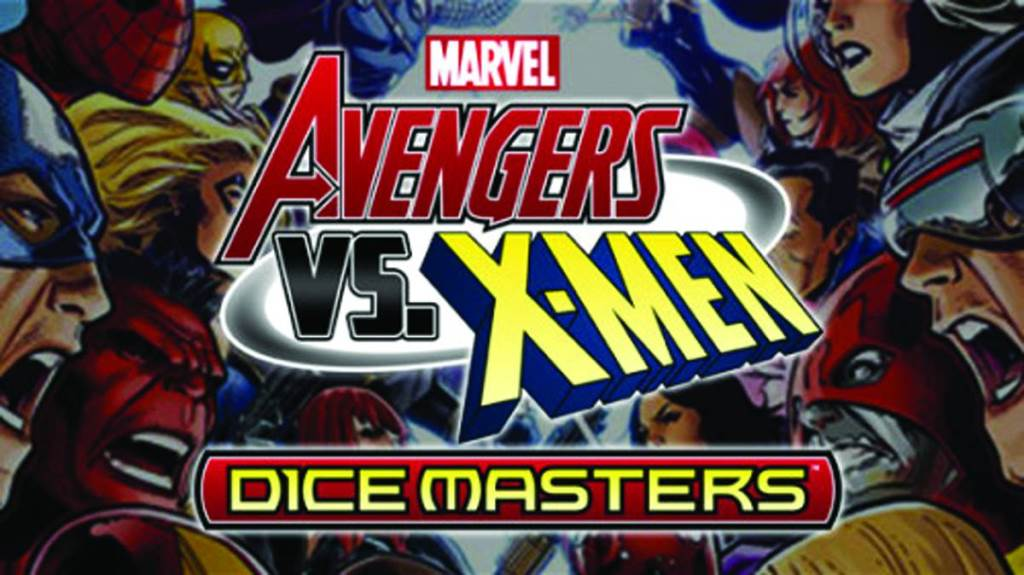 Avengers vs X-men Dice Master