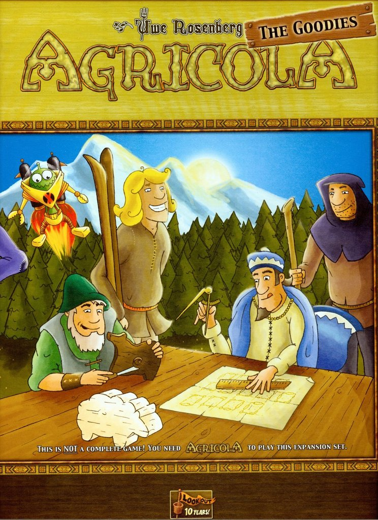 Agricola : The Goodies