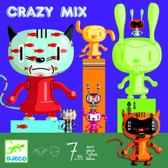 Crazy Mix (Djeco)