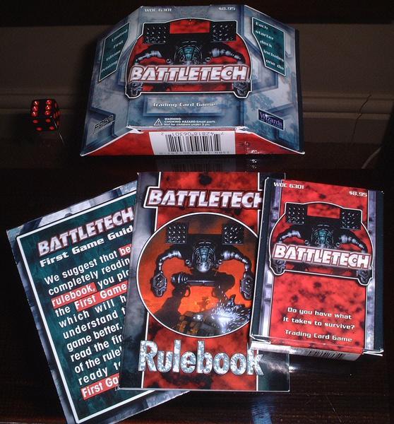 Battletech CCG / TCG