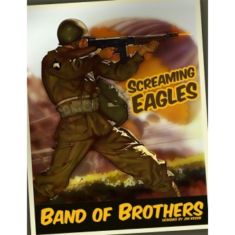 Band of Brothers: Screaming Eagles - 1st edition