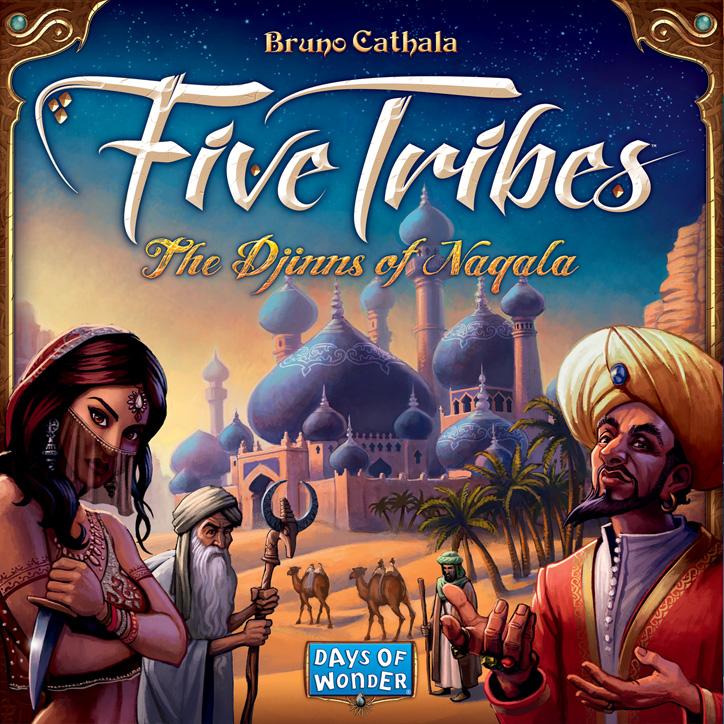 Image de Five Tribes
