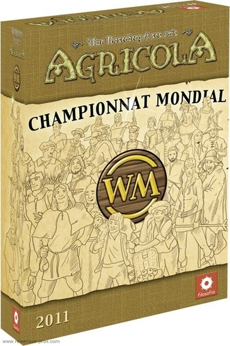 Agricola : Deck Championnat mondial 2011