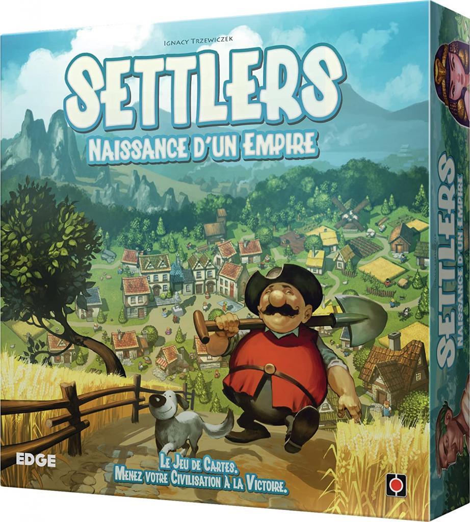 Settlers / Imperial Settlers : Naissance d'un Empire