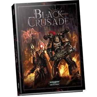 Black Crusade livre de base vf