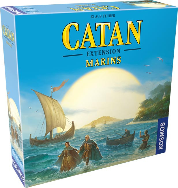 Catane / Les Colons De Catane : Marins
