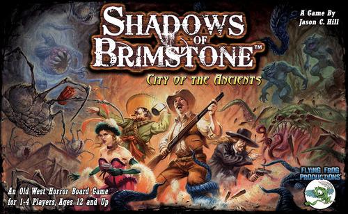 Shadows of Brimstone - City of the Ancients