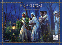 Image de Freedom - The underground railroad