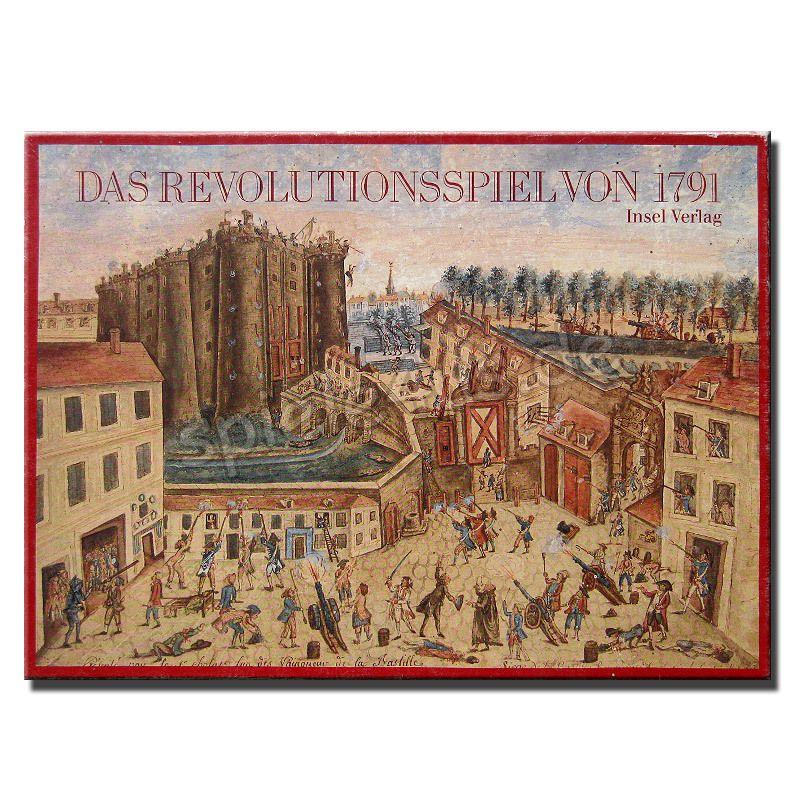 das revolutionsspiel von 1791