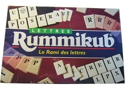 rummikub lettre - edition parker