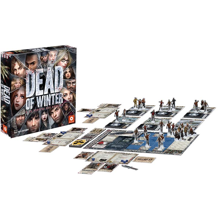 Dead Of Winter : A la Croisée des Chemins
