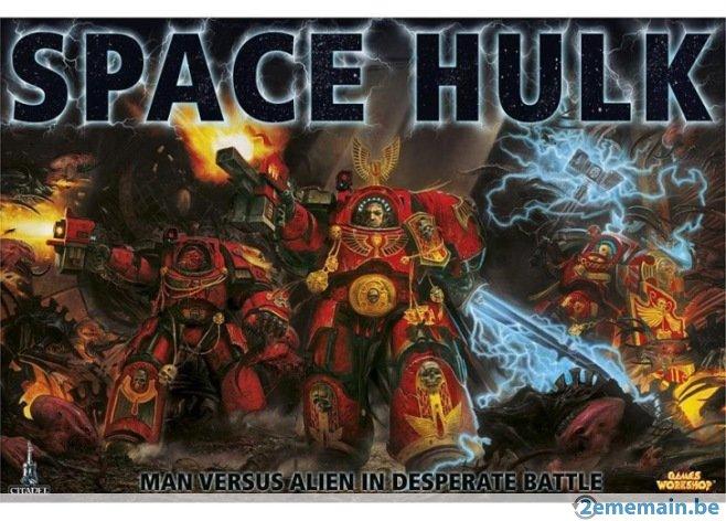 Space Hulk v4