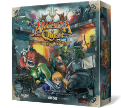Arcadia Quest (Version Française)