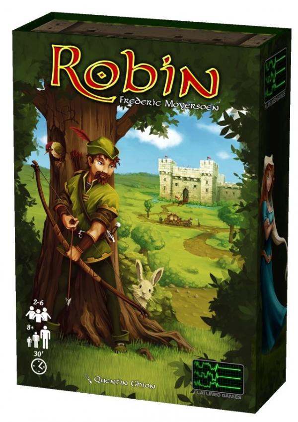Robin - Moyersoen