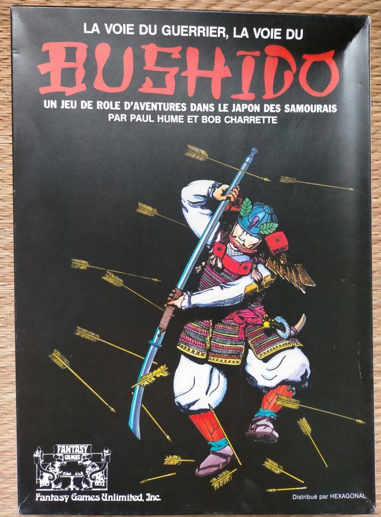 Bushido (le jeu de rôle)
