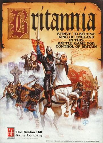 Britannia (édition Avalon Hill de 1986)