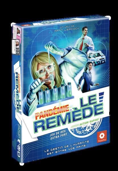 Pandémie Le Remède