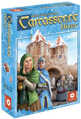 Carcassonne Hiver