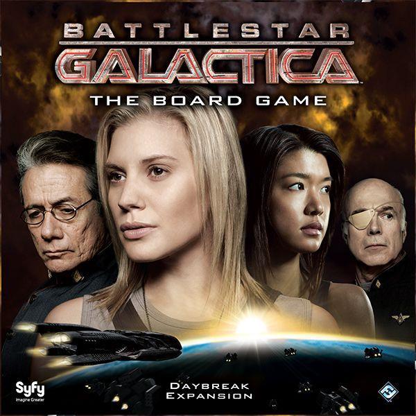 Battlestar Galactica - Renouveau