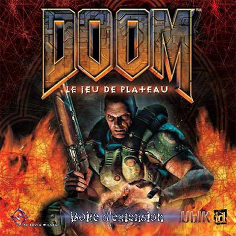 Doom - boîte d'extension