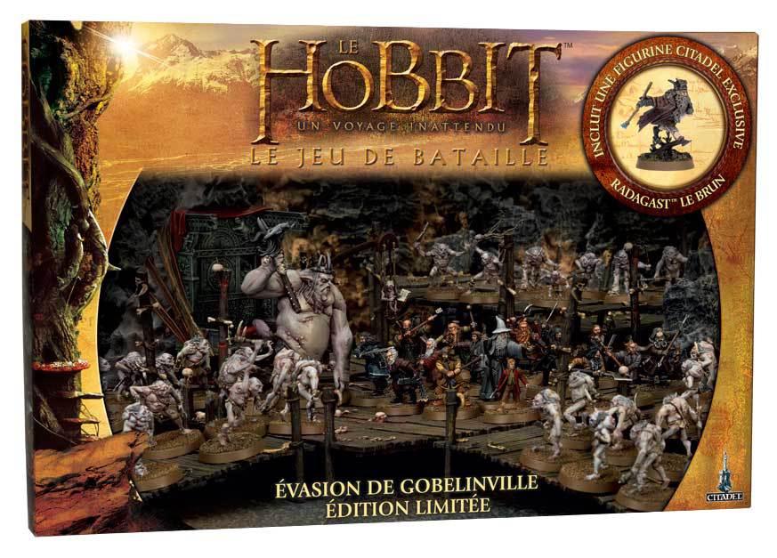 Le Hobbit - évasion de Gobelinville édition limitée