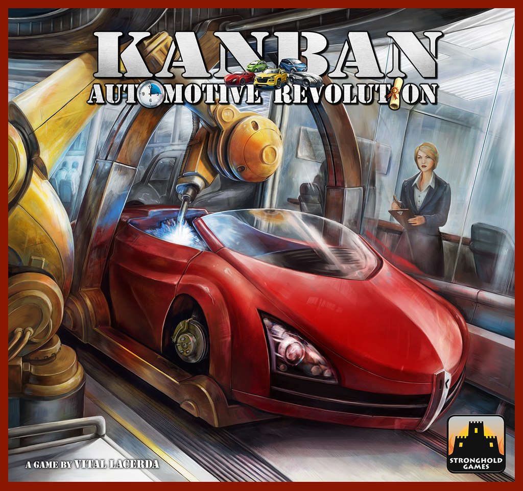 Kanban : automotive revolution