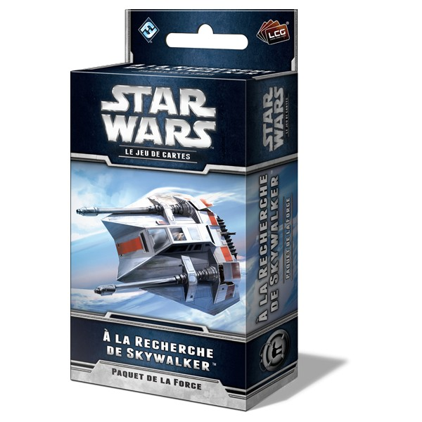 STAR WARS JCE : A la recherche de Skywalker