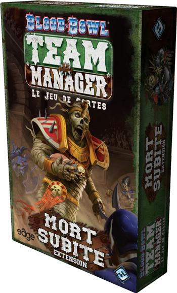 Image de Blood Bowl Team Manager - Mort Subite