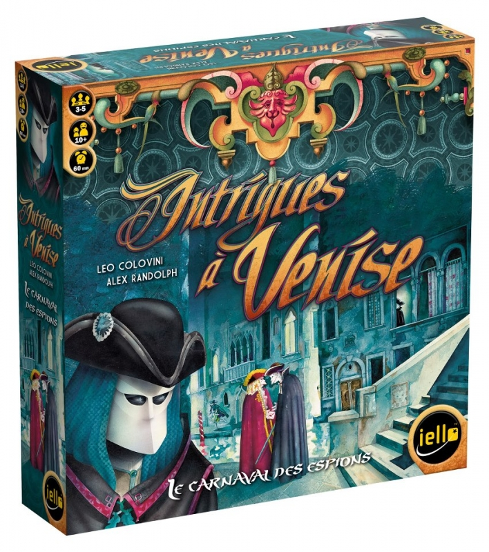 Intrigues à Venise - EDITION 2014