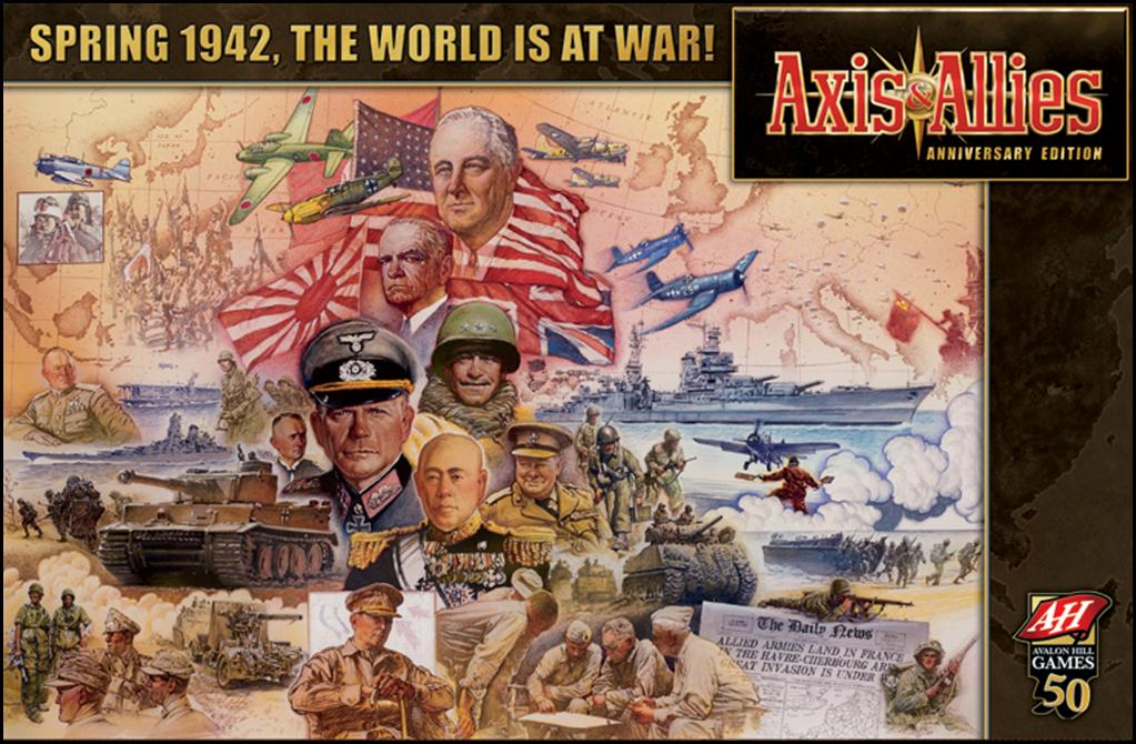 axis allies anniversary edition