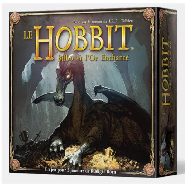 Hobbit et l'or enchanté
