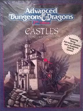 Ad&D Castles