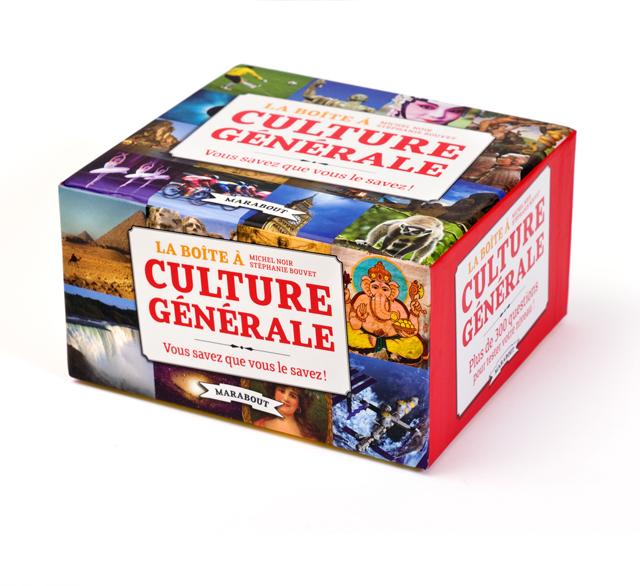 Culture générale jeu
