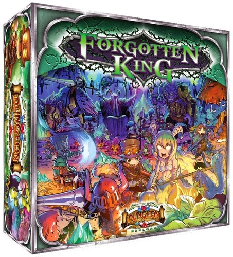 Super Dungeon Explore - Forgotten King