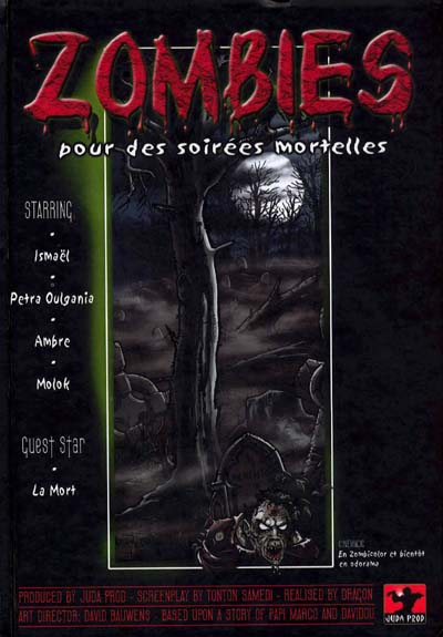 zombies - pour des soirées mortelles