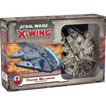X-Wing - Faucon Millenium