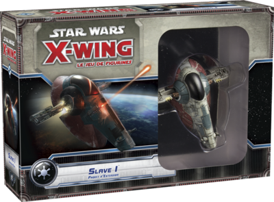 X-Wing - Slave 1