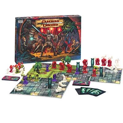 Dungeons & Dragons: Le Jeu de plateau