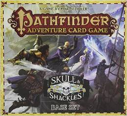 "Pathfinder - Skulls and shackles"""