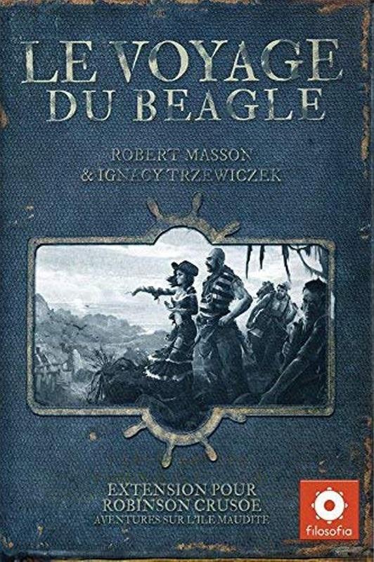 Robinson Crusoe - Le voyage du beagle