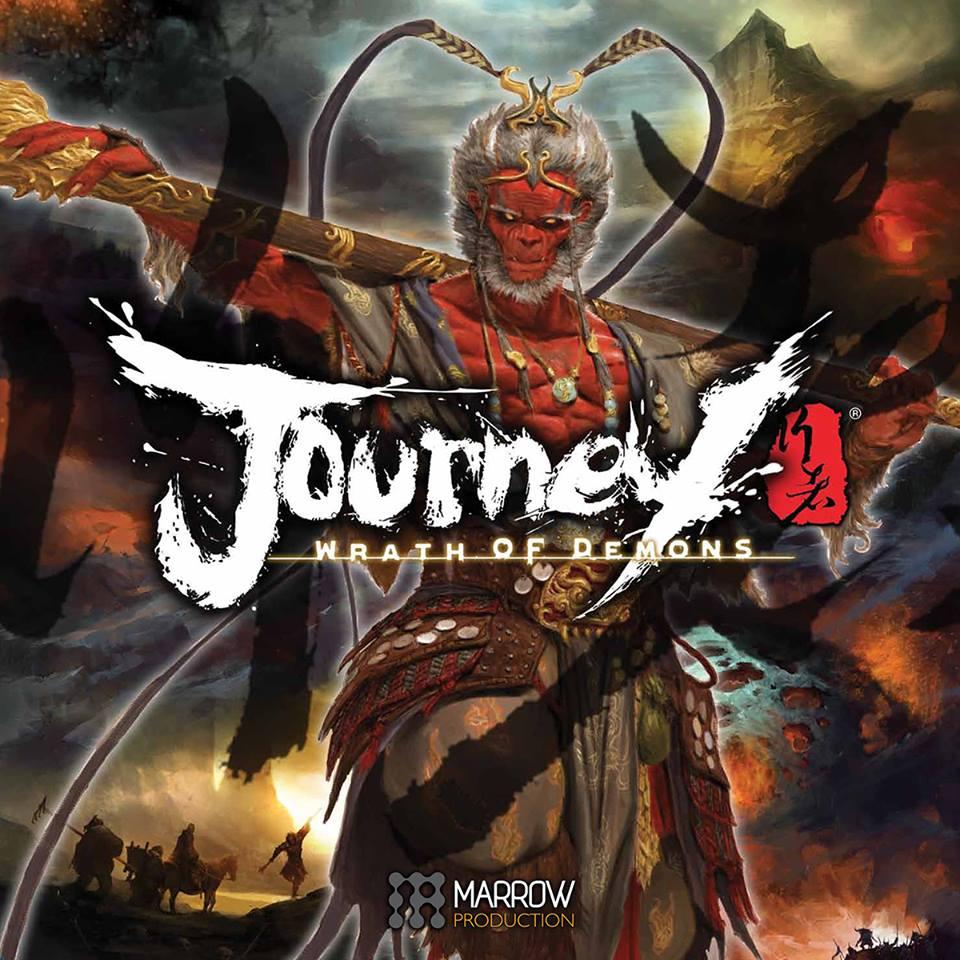 Journey - Wrath of Demons
