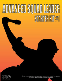 Advanced Squad Leader (ASL) Starter Kit #1
