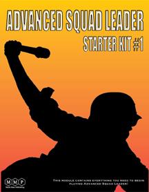 Advanced Squad Leader (ASL) - Starter Kit #1