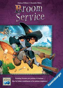 Broom Service